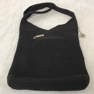 The Sak knit shoulder bag